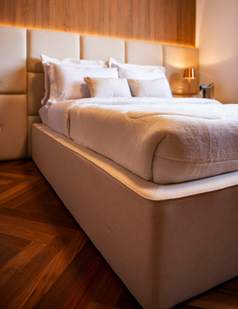 Suíte Master - LEEDS 3 dormitórios 102m²